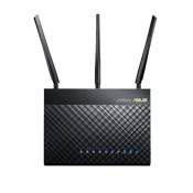 ASUS RT-AC68U AC1900 Wireless Dual-band Gigabit Gaming Router-Up to 1900 Mbps, dual 2.4GHz/5GHz bands