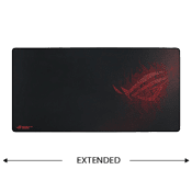 Asus ROG Sheath Pro Gaming Mouse Pad [Stitched XL]-[900 x 440 x 3 mm] Intricately-woven surface/Barrage of stress/extreme Temperature