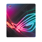 Asus ROG Strix Edge Vertical Gaming Mousepad-15.7 x 17.7 x 0.08 in/Full-color anti-fray stitching/ Designed for vertical Operation