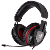 ASUS ROG Orion USB Gaming Headset-50mm neodymium drivers