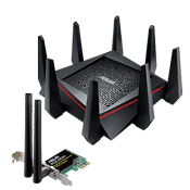 [$349] - ASUS RT-AC5300 Gaming Router - Includes Free Asus PCE-AC51 AC750 Network Card