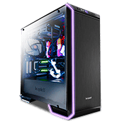 be quiet! Dark Base 700 Tempered Glass RGB Gaming Case