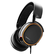SteelSeries Arctis 5 RGB Gaming Headset - Virtual 7.1 Surround Sound (2019)