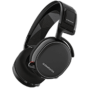 SteelSeries Arctis 7 Lag-Free Wireless Gaming Headset - Virtual 7.1 Surround Sound