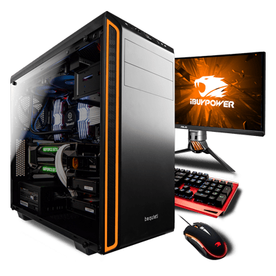 Gaming PC Desktops / Custom Computers: iBUYPOWER®