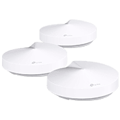 [802.11a/b/g/n/ac] TP-LINK Deco M5 Whole-Home Mesh Wi-Fi System (3-Pack)-Up to 867Mbps, dual 2.4GHz/5GHz bands