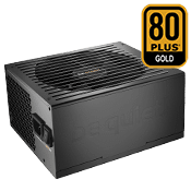 650 Watt - be quiet! Straight Power 11 - 80 PLUS Gold, Full Modular