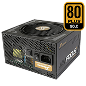 750 Watt - Seasonic FOCUS PLUS SSR-750FX - 80 PLUS Gold, Full Modular