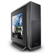 be quiet! Silent Base 800 Gaming Case - Black with 3 Silent Wing Fans