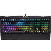 Corsair STRAFE RGB MK.2 Mechanical Gaming Keyboard [Red Switches]-RGB LED, Cherry MX Red Switches