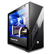 iBUYPOWER Case Builder - Steel