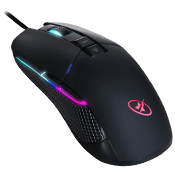 Rosewill NEON M62 RGB Ambidextrous Ergonomic Optical Gaming Mouse-Optical 10,000 DPI Mouse, RGB