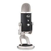 Blue Yeti Pro USB and XLR Microphone