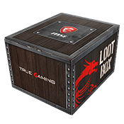 [FREE] - MSI Loot Box - For Select MSI Models (Limited; While Supplies Last!)