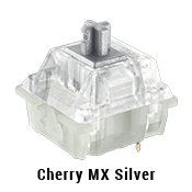 Cherry MX Speed Silver Switches