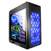 Thermaltake Core V71 Tempered Glass Full Tower Gaming Case