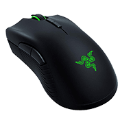 Razer Mamba Elite Wired Optical Gaming Mouse-16,000 DPI 5G laser sensor