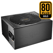850 Watt - be quiet! Straight Power 11 - 80 PLUS Gold, Fully Modular