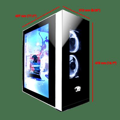 Intel Core i7 8700K Snowblind Prebuild-1