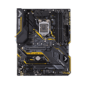 ASUS TUF Z390-PLUS GAMING -- RGB, 802.11ac WiFi, USB 3.1 (6 Rear, 4 Front), TUF Protection