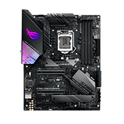 ASUS ROG STRIX Z390-E GAMING -- RGB, 802.11ac WiFi, USB 3.1 (1 Type-C, 3 Rear, 4 Front), 5-Way Optimization