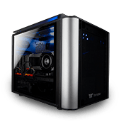 Thermaltake Level 20 VT Four Side Tempered Glass Gaming Case