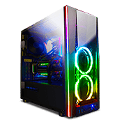 GAMDIAS TALOS M1 RGB Gaming Case - Black