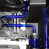 Thermaltake DIY High-Performance C1000 Coolant - Clear Blue