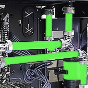 Thermaltake DIY High-Performance C1000 Coolant - Green-Opaque Green