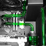 Thermaltake DIY High-Performance C1000 Coolant - Clear Green