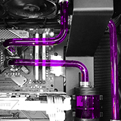Thermaltake DIY High-Performance C1000 Coolant - Clear Purple