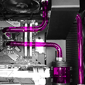 Thermaltake DIY High-Performance C1000 Coolant - Clear Hot Pink