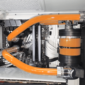 Thermaltake DIY High-Performance C1000 Coolant - Orange-Opaque Orange