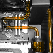 Thermaltake DIY High-Performance C1000 Coolant - Clear Orange