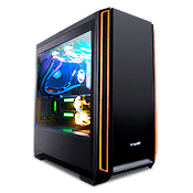 be quiet! Silent Base 601 Gaming Case - with 2 Pure Wing Fans