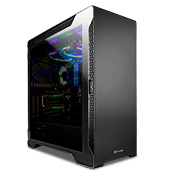 Thermaltake A500 Aluminum Tempered Glass Gaming Case