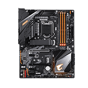 GIGABYTE Z390 AORUS ELITE -- RGB, Gb LAN, ARGB Headers (2), USB 3.1 (6 Rear, 2 Front)