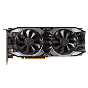 NVIDIA GeForce RTX 2080 Ti - 11GB GDDR6 - EVGA XC GAMING (VR-Ready)-Single Card
