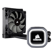 Corsair Hydro Series H60 120mm Liquid Cooling System-Standard 120mm Fan