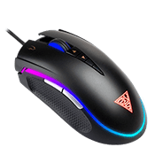 GAMDIAS ZEUS P1 High Speed Professional Optical Gaming Mouse-RGB