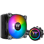 Thermaltake Water 3.0 120mm ARGB Sync Edition RGB Liquid Cooling System-[Ryzen]