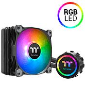 Thermaltake Water 3.0 120 ARGB Sync Edition RGB Liquid Cooling System-[Ryzen]