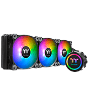 Thermaltake Water 3.0 360 ARGB Sync Edition RGB Liquid Cooling System-[Ryzen]