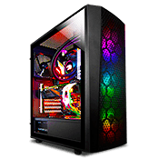 Thermaltake Versa J24 MT ARGB Tempered Glass Gaming Case
