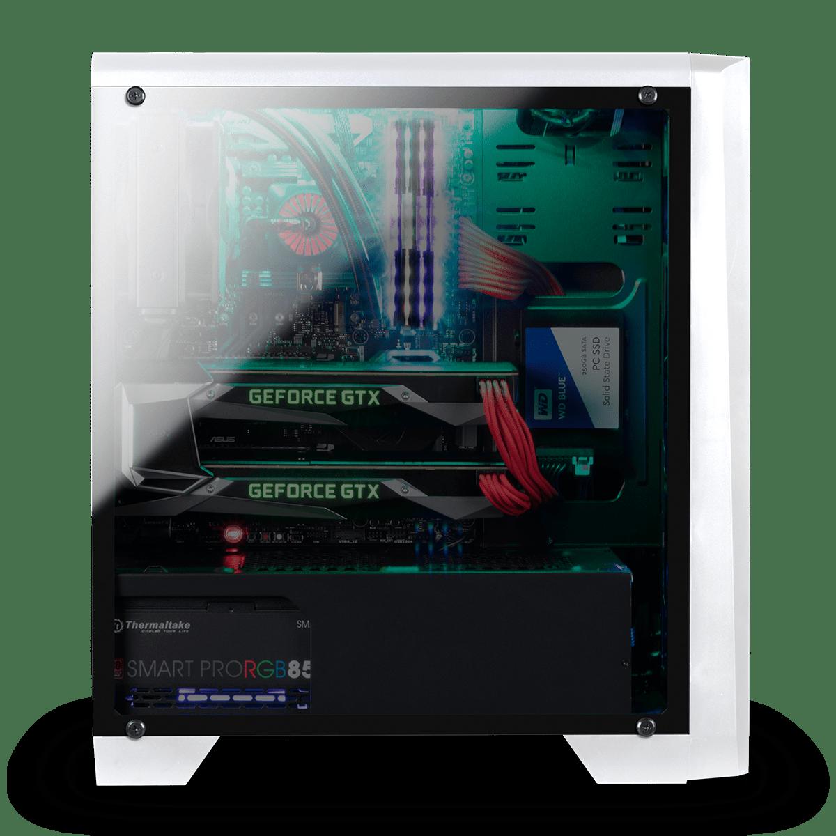 Intel Z390 RTX 2060 Gaming: iBUYPOWER®