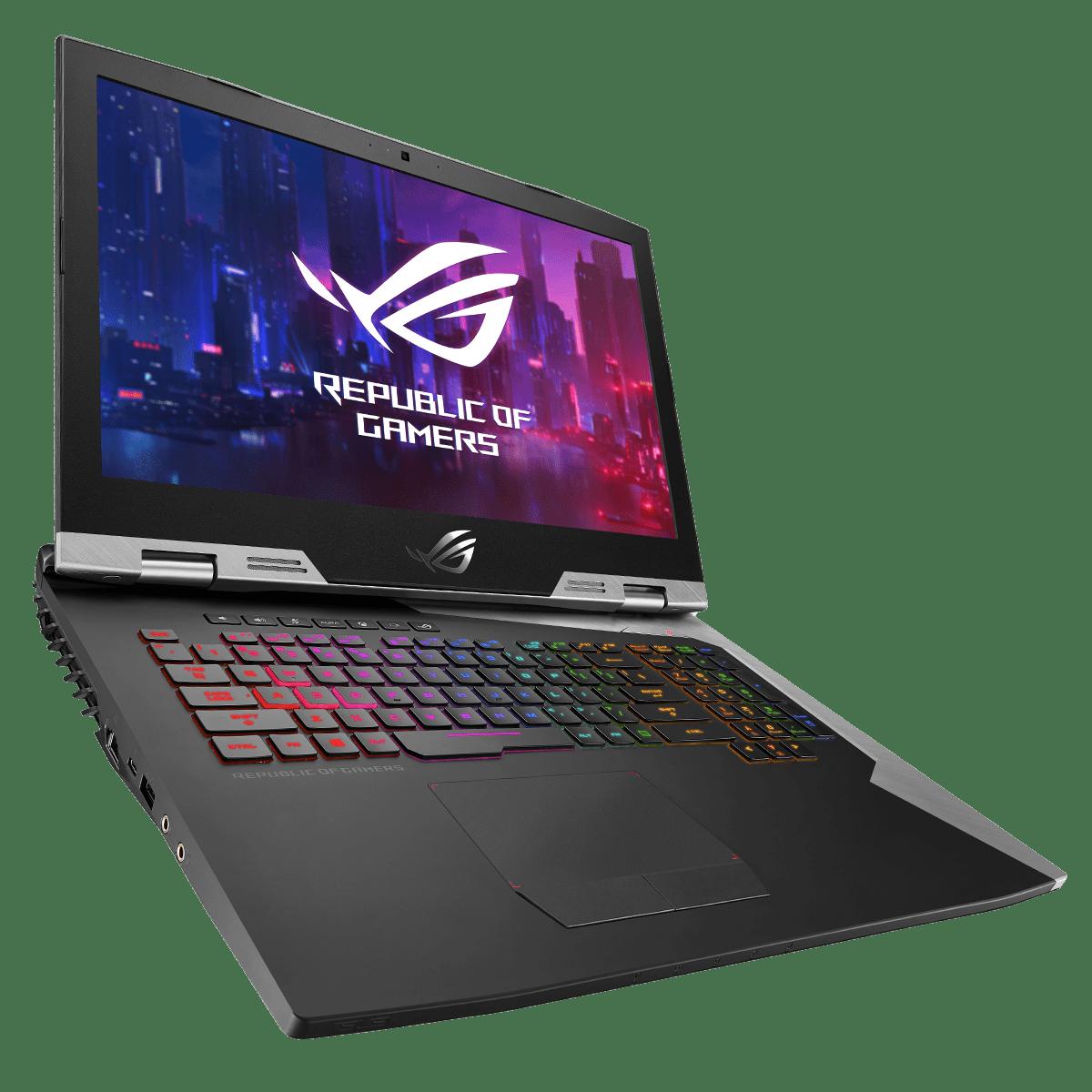 ASUS ROG G703GX-XB76 Gaming Laptop