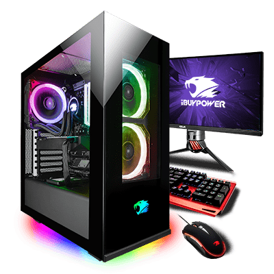 Awe Inspiring Gaming Pc Desktops Custom Computers Ibuypower Home Interior And Landscaping Oversignezvosmurscom