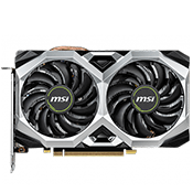 NVIDIA GeForce RTX 2060 - 6GB GDDR6 - MSI VENTUS XS OC (VR-Ready)