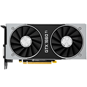 NVIDIA GeForce GTX 1660 Ti - 6GB GDDR6 (VR-Ready)