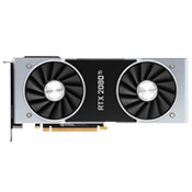 NVIDIA GeForce RTX 2080 Ti - 11GB GDDR6 (VR-Ready)